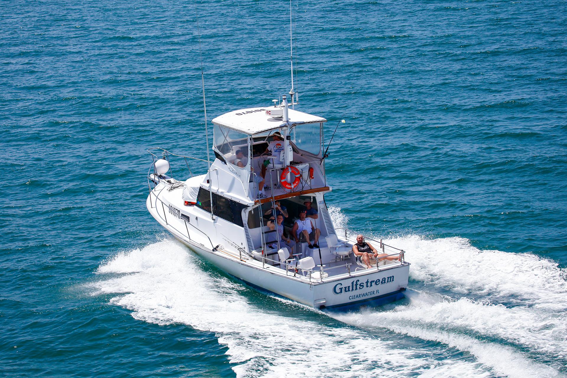 Aeriel of Gulfstream