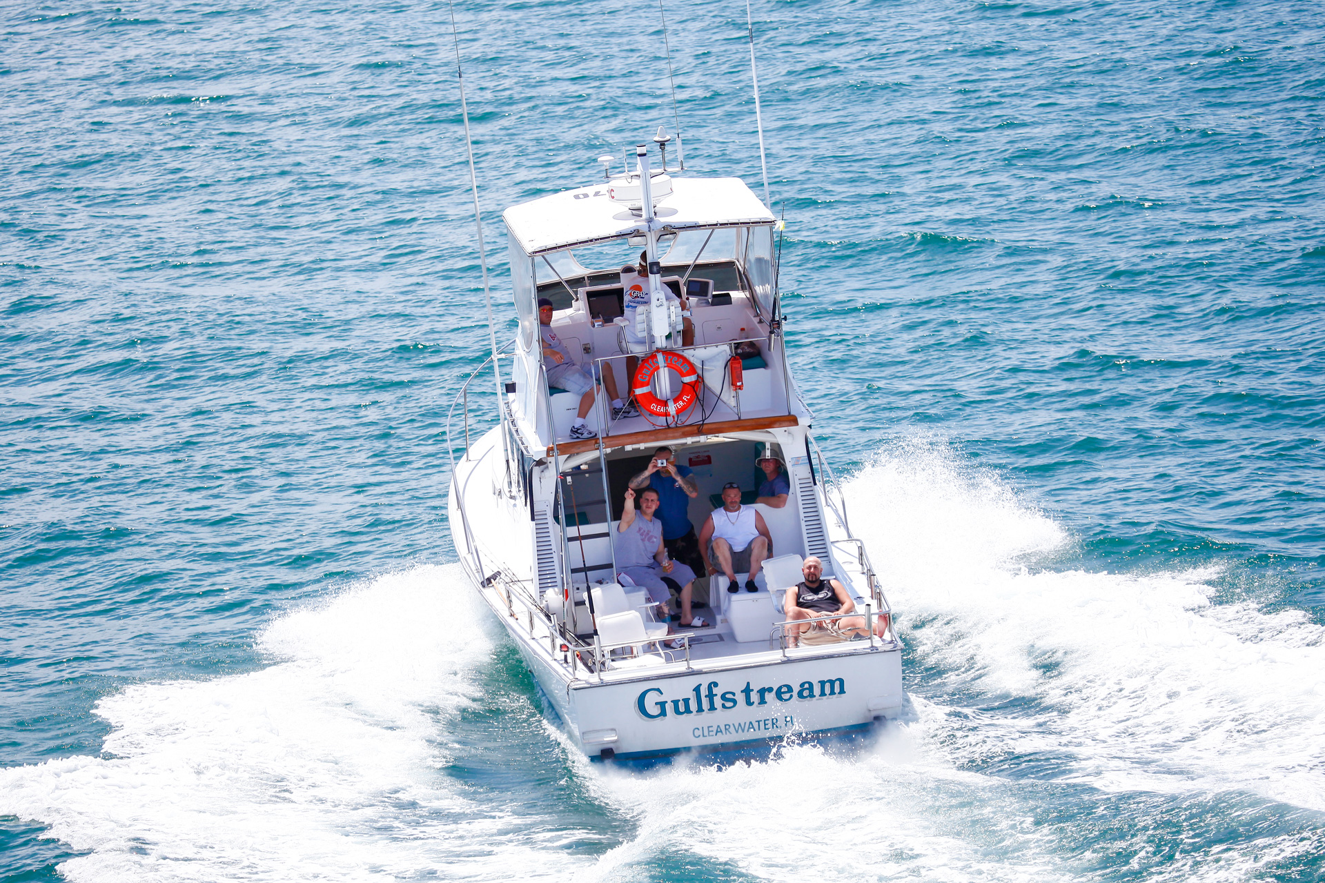 Aerielof Gulfstream