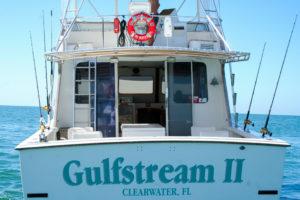 Rear of Gulfstream II